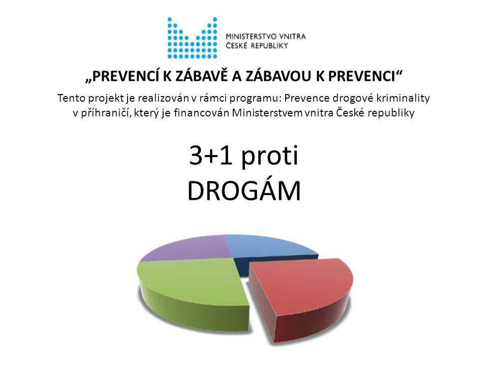 """""""PREVENCÍ K ZÁBAVĚ A ZÁBAVOU K PREVENCI"""