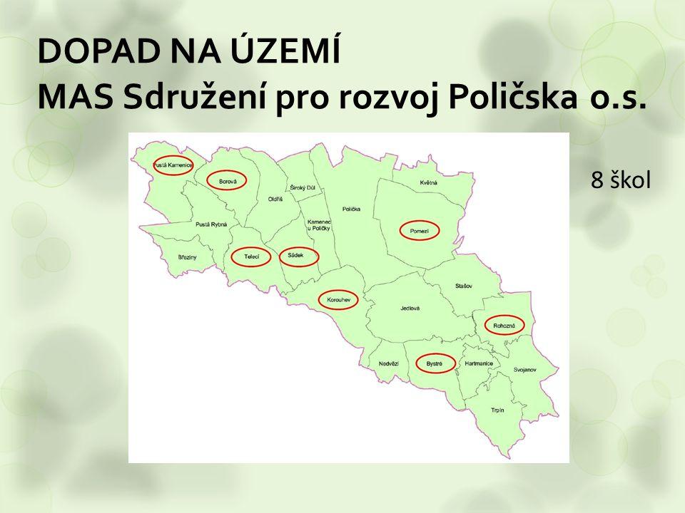 DOPAD NA ÚZEMÍ MAS Sdružení pro rozvoj Poličska o.s.