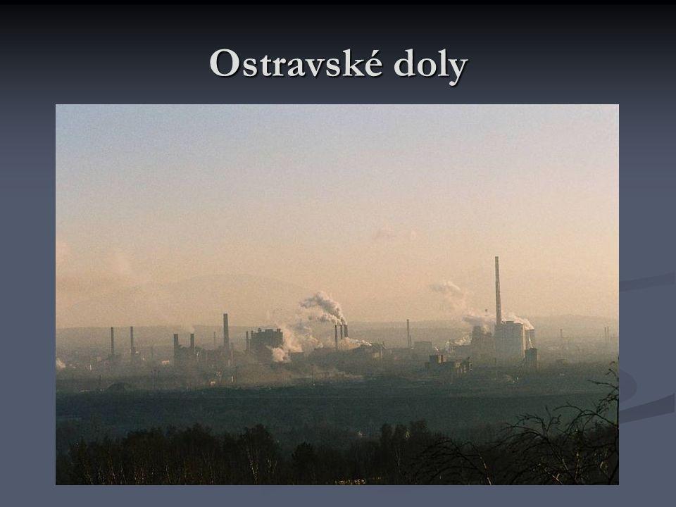 Ostravské doly