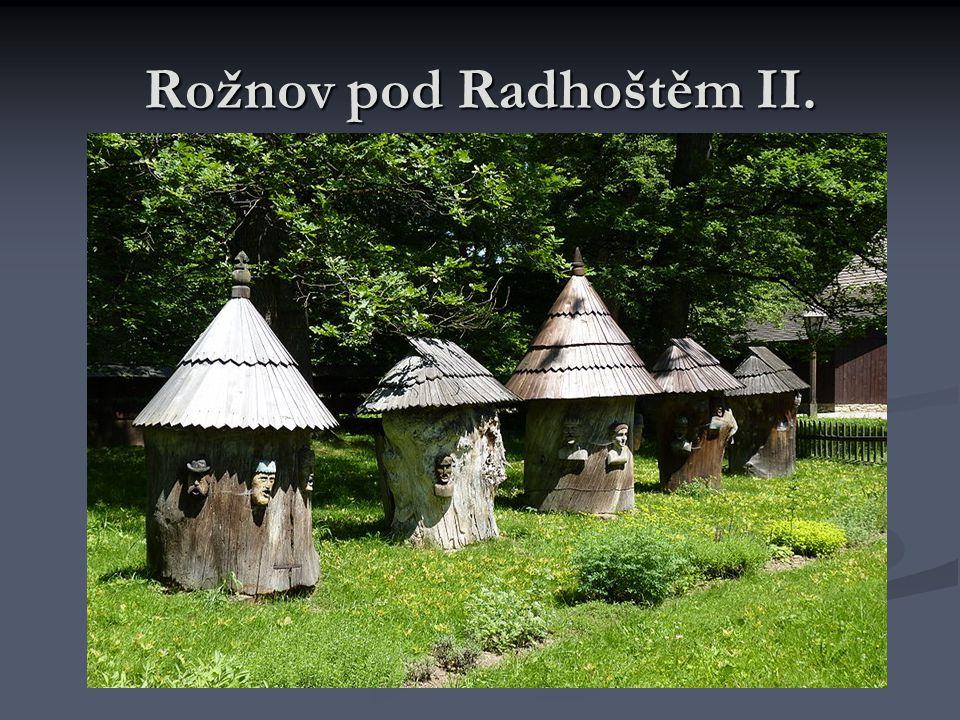 Rožnov pod Radhoštěm II.