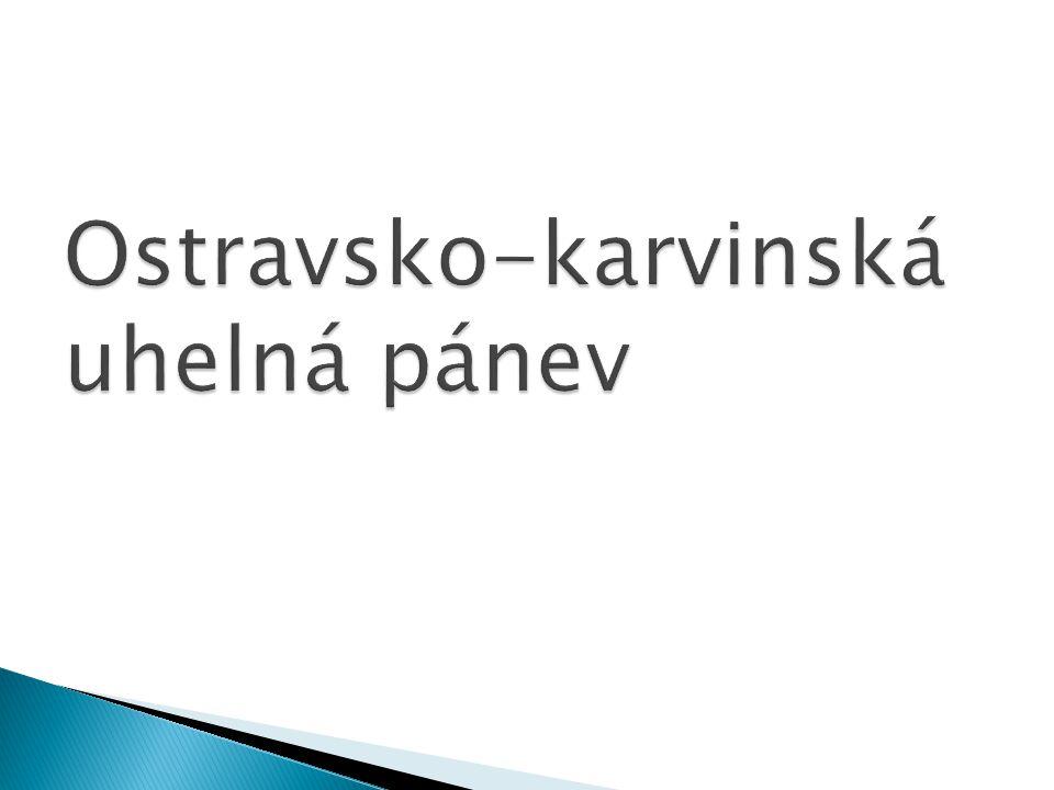 Ostravsko-karvinská uhelná pánev