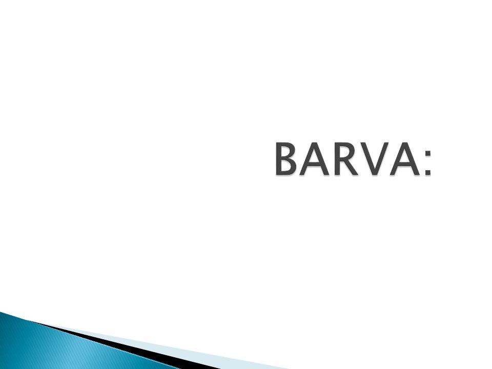BARVA:
