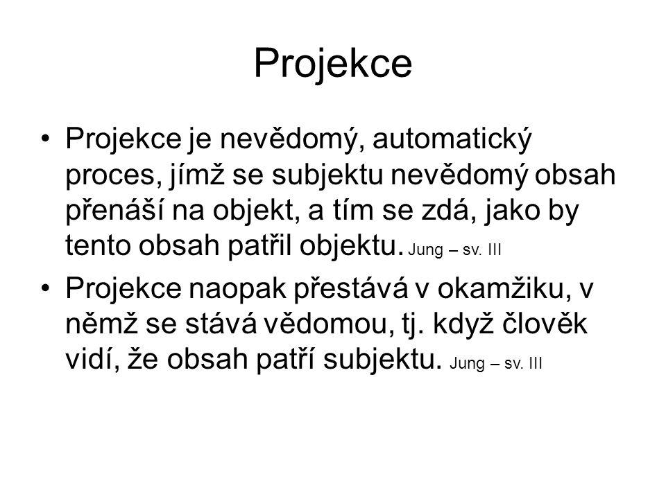 Projekce