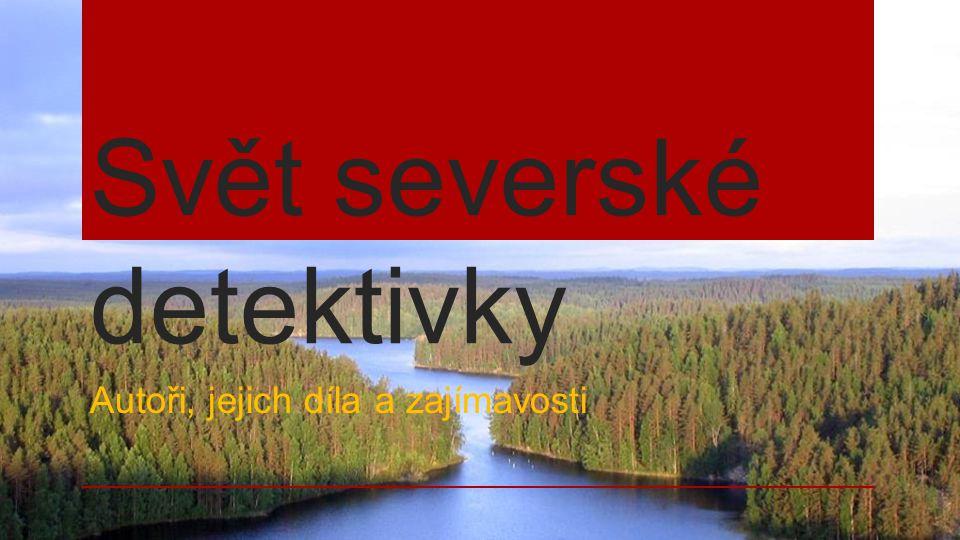 Svět severské detektivky