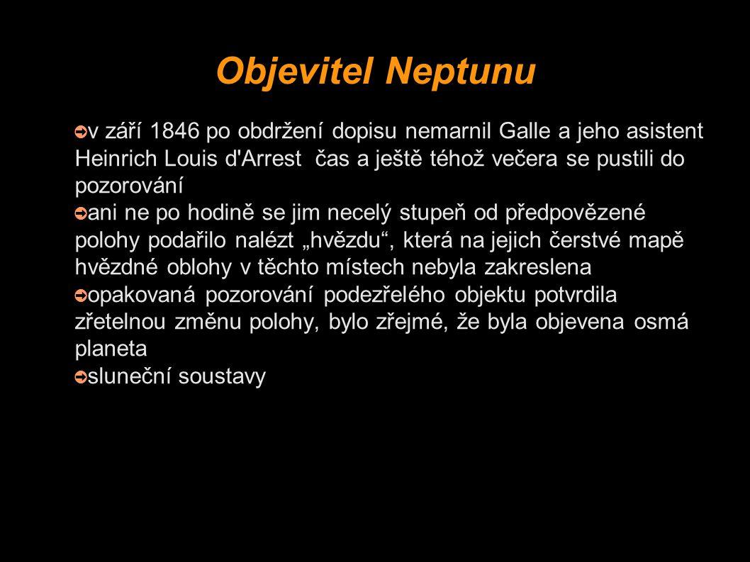 Objevitel Neptunu