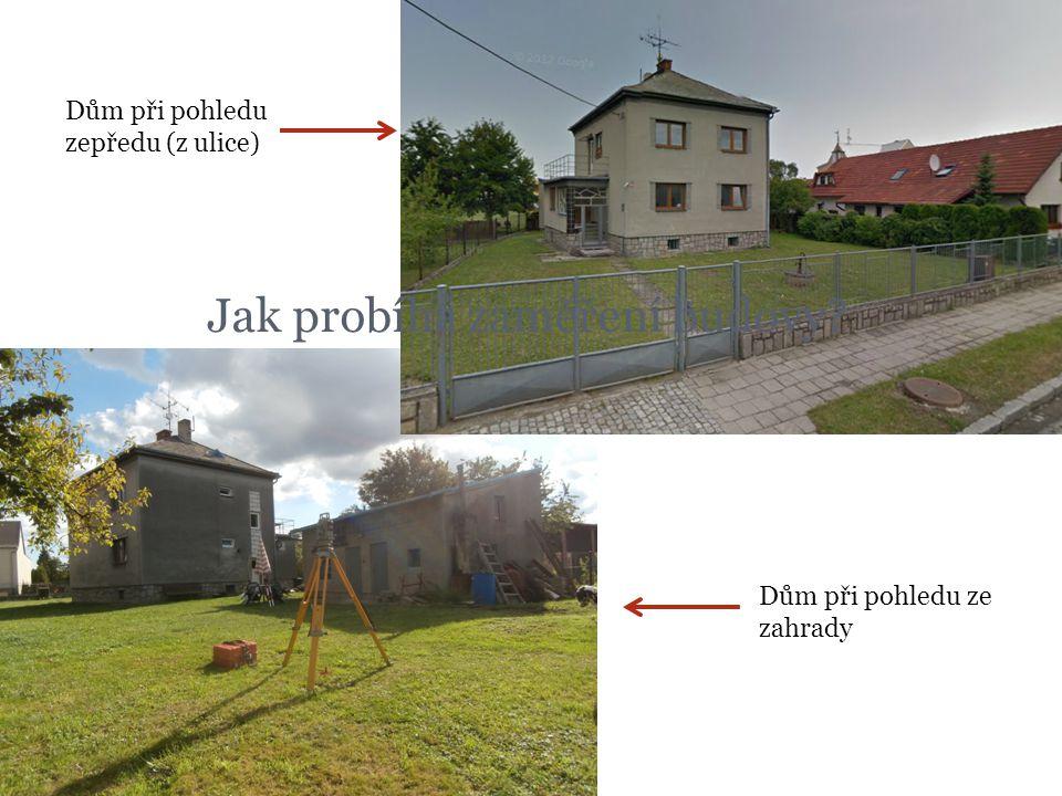 Jak probíhá zaměření budovy