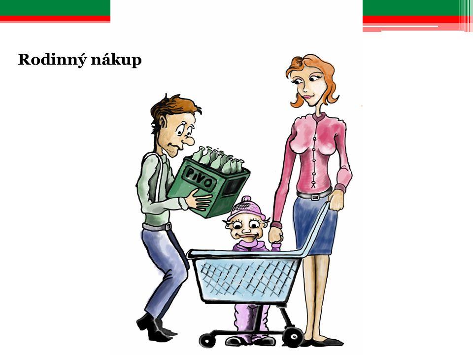 Rodinný nákup
