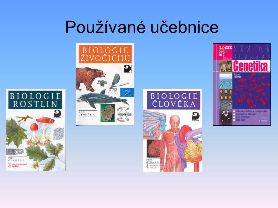 Používané učebnice