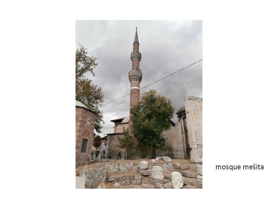 mosque mešita
