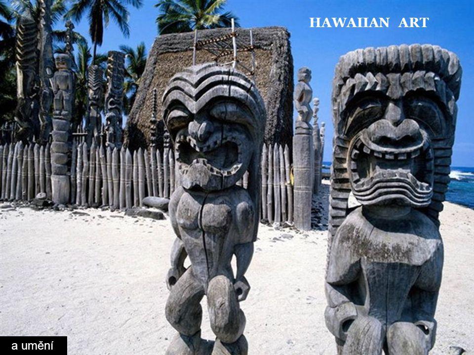 HAWAIIAN ART a umění