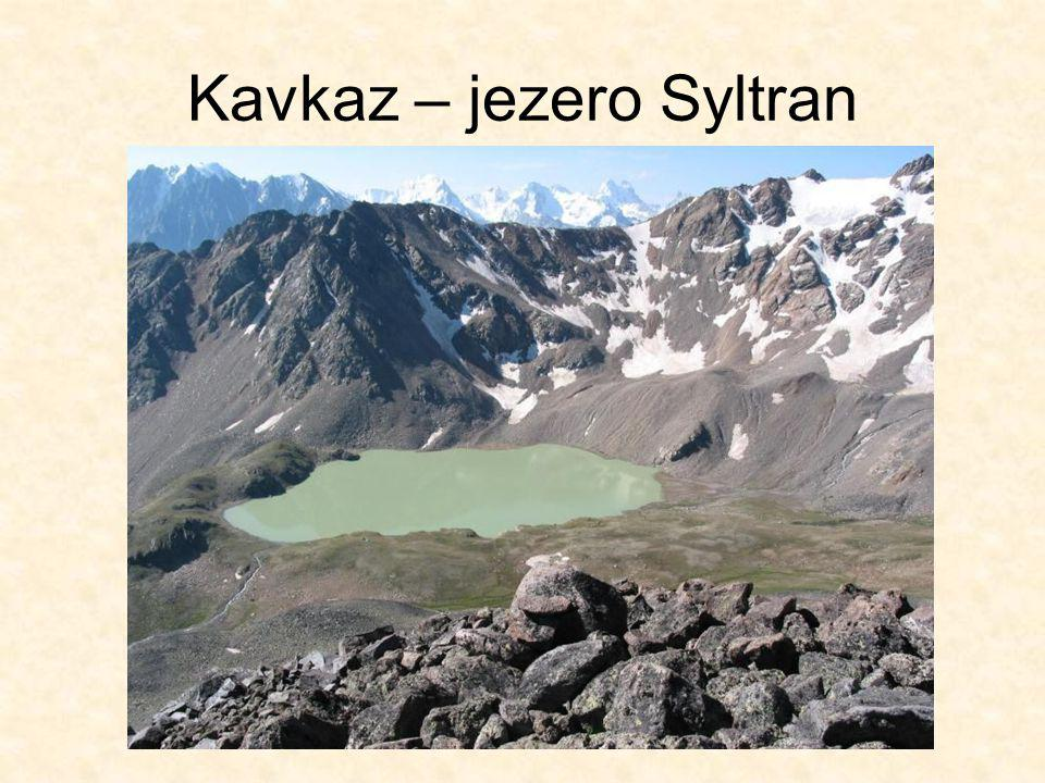 Kavkaz – jezero Syltran