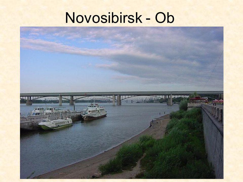 Novosibirsk - Ob