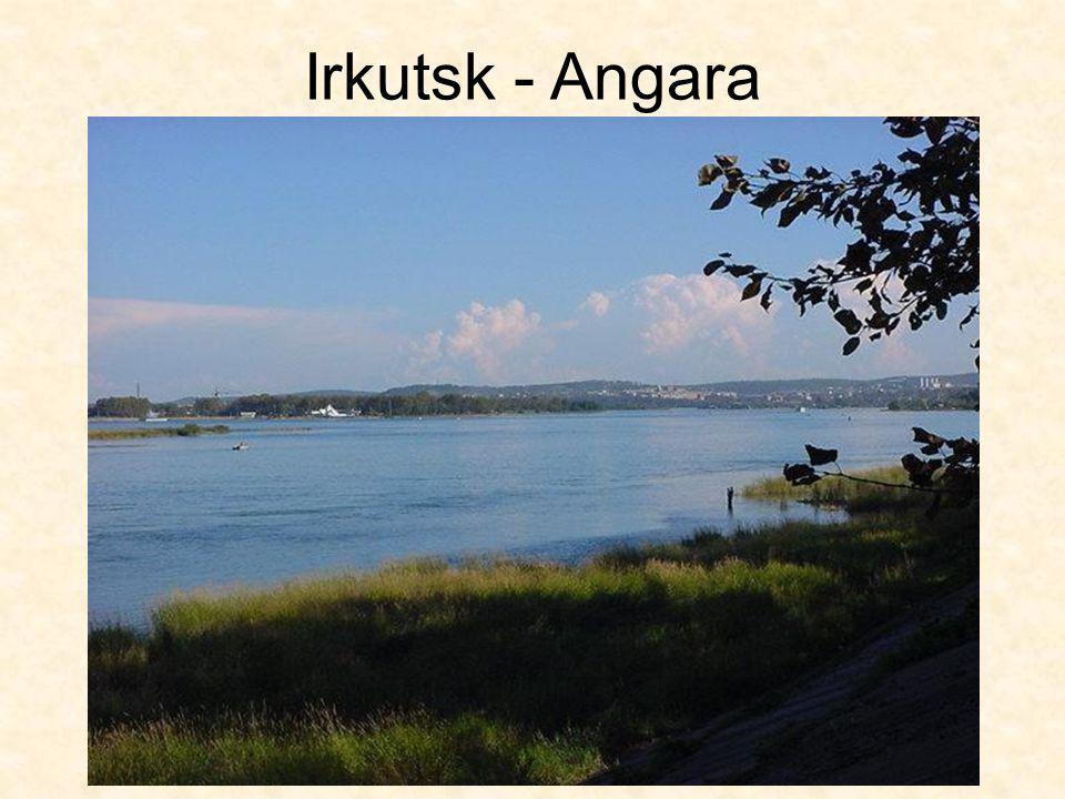Irkutsk - Angara