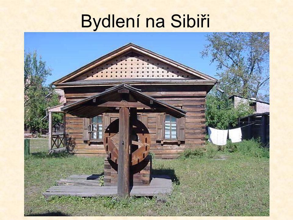 Bydlení na Sibiři