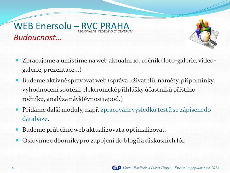 WEB Enersolu – RVC PRAHA Budoucnost...