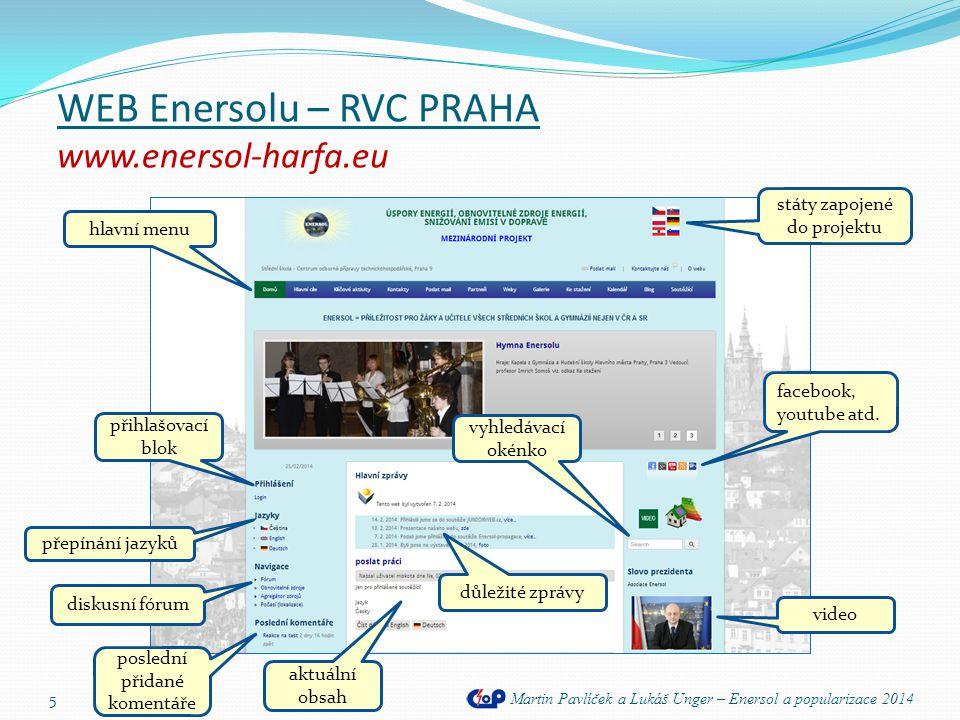 WEB Enersolu – RVC PRAHA www.enersol-harfa.eu