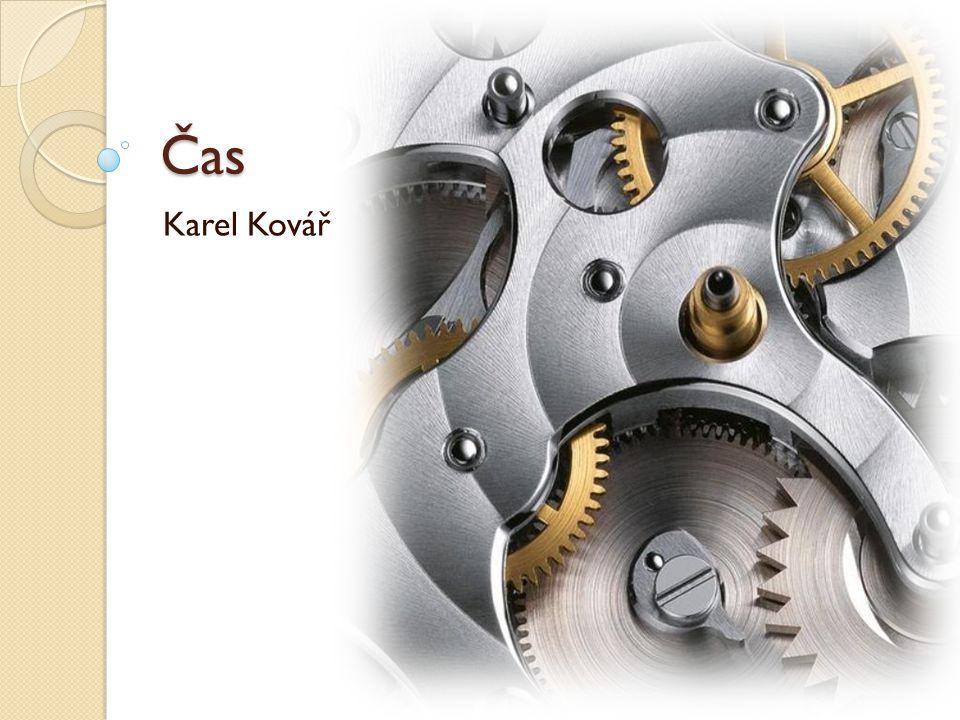 Čas Karel Kovář