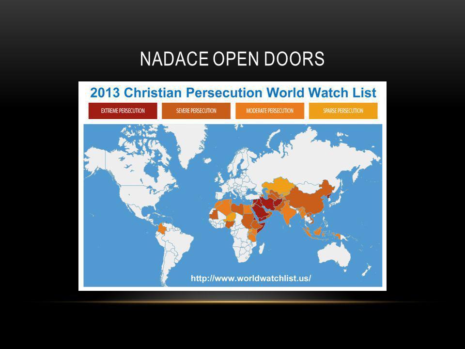 Nadace open doors