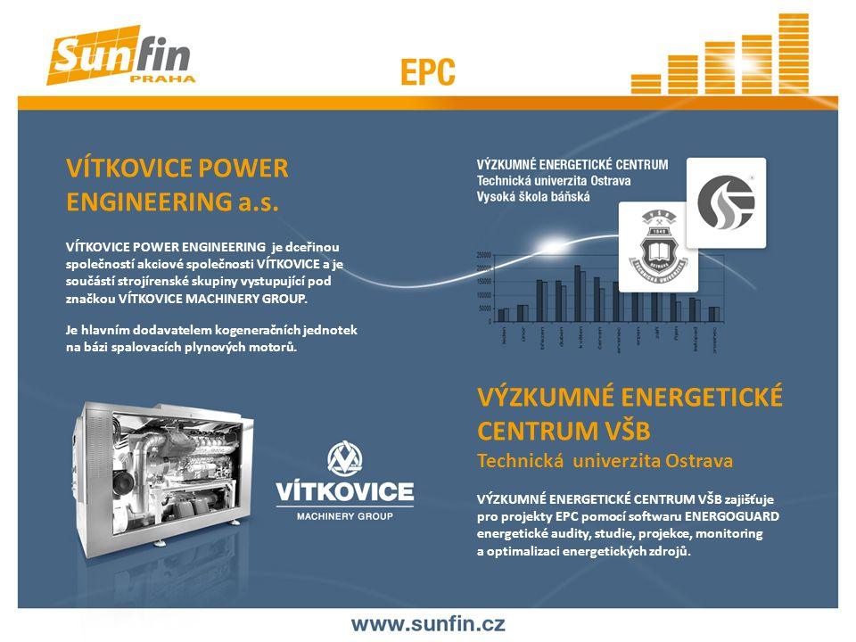 VÍTKOVICE POWER ENGINEERING a.s.