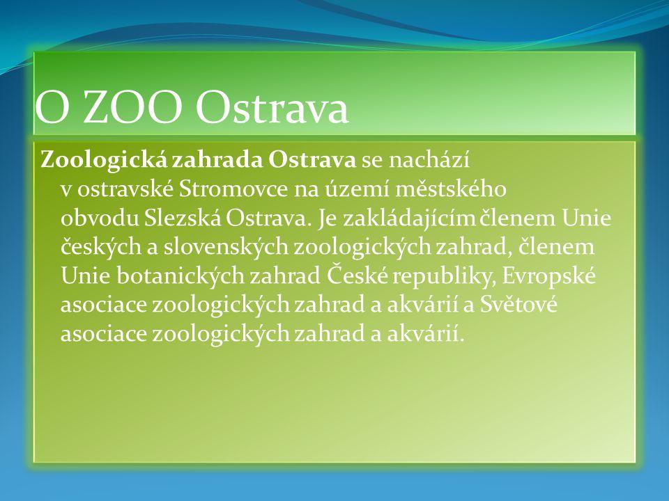 O ZOO Ostrava