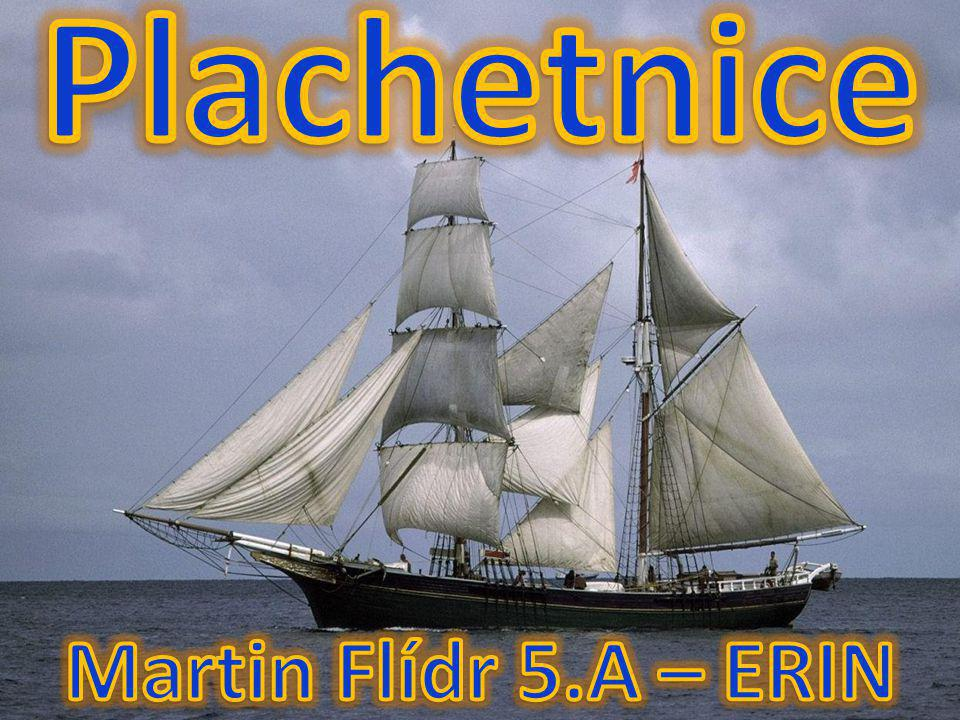 Plachetnice Martin Flídr 5.A – ERIN