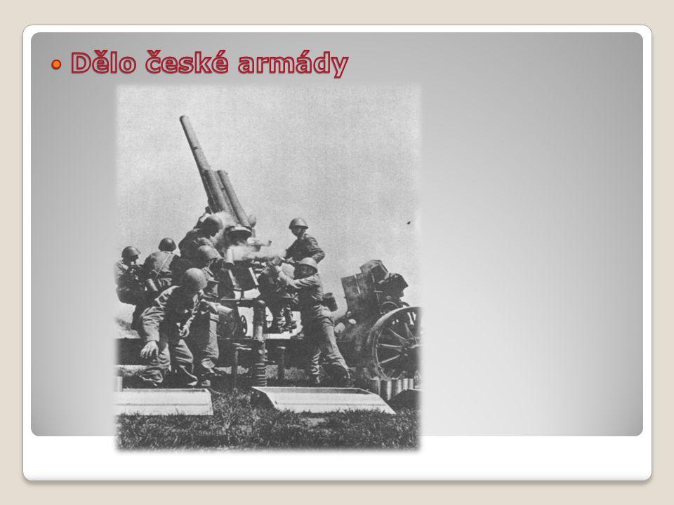 Dělo české armády
