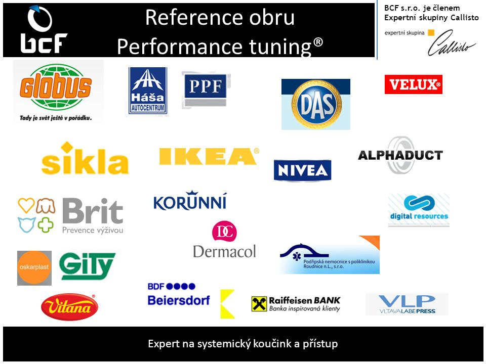 Reference obru Performance tuning®