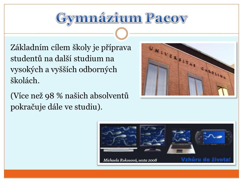 Gymnázium Pacov