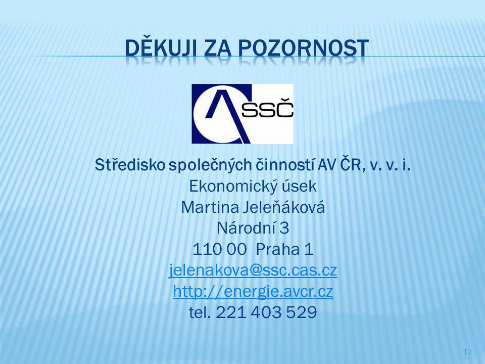 Středisko společných činností AV ČR, v. v. i.