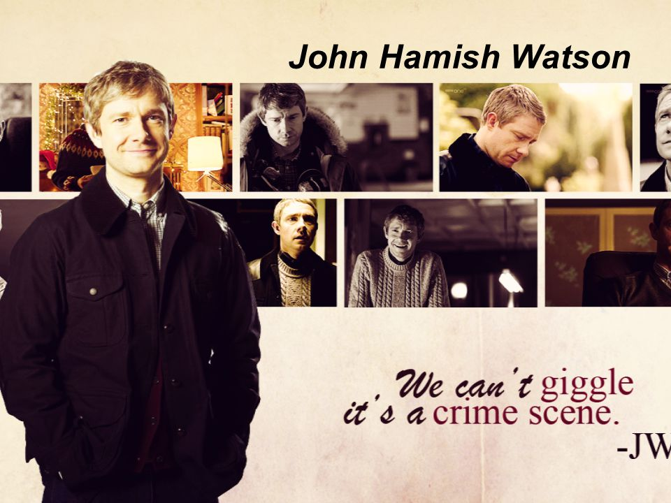 John Hamish Watson
