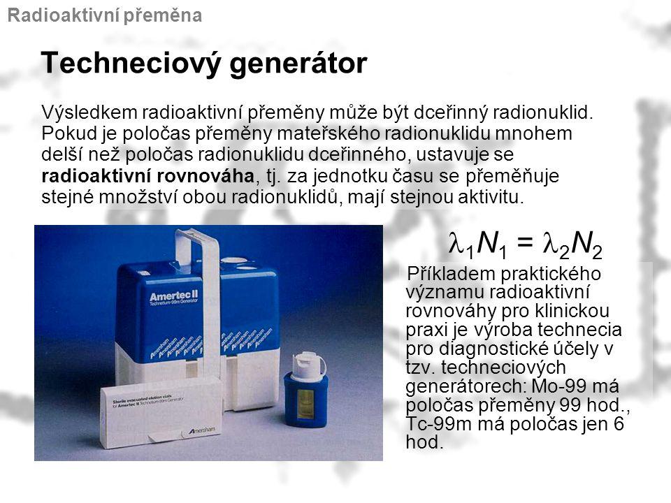 Techneciový generátor