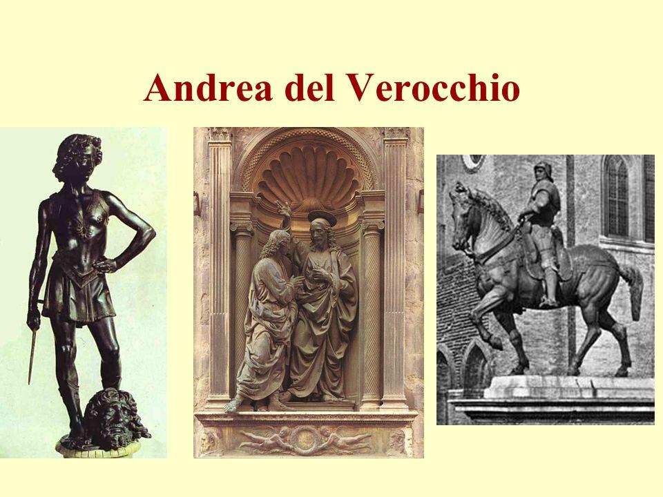 Andrea del Verocchio