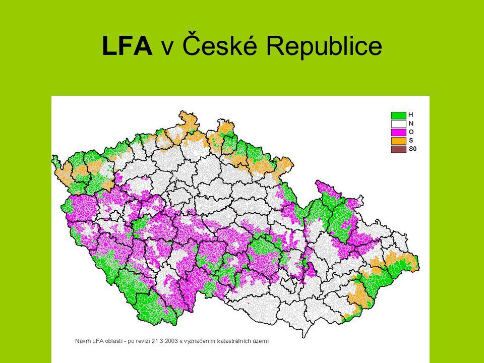 LFA v České Republice