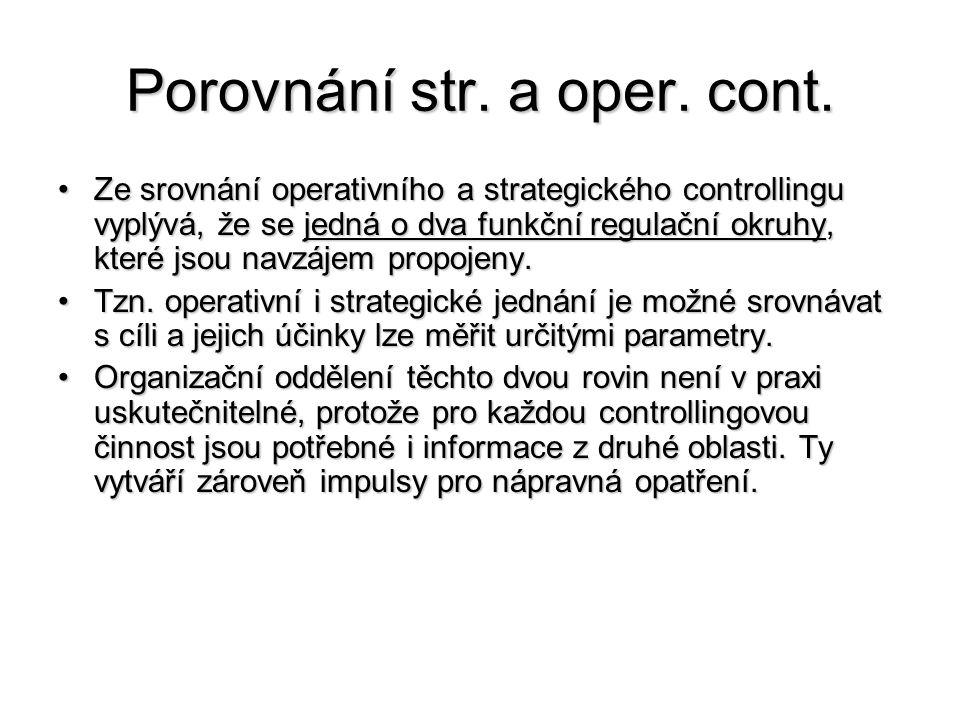 Porovnání str. a oper. cont.
