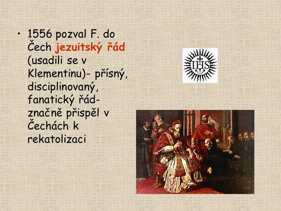 1556 pozval F.