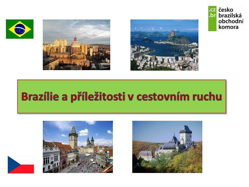Brazílie a příležitosti v cestovním ruchu