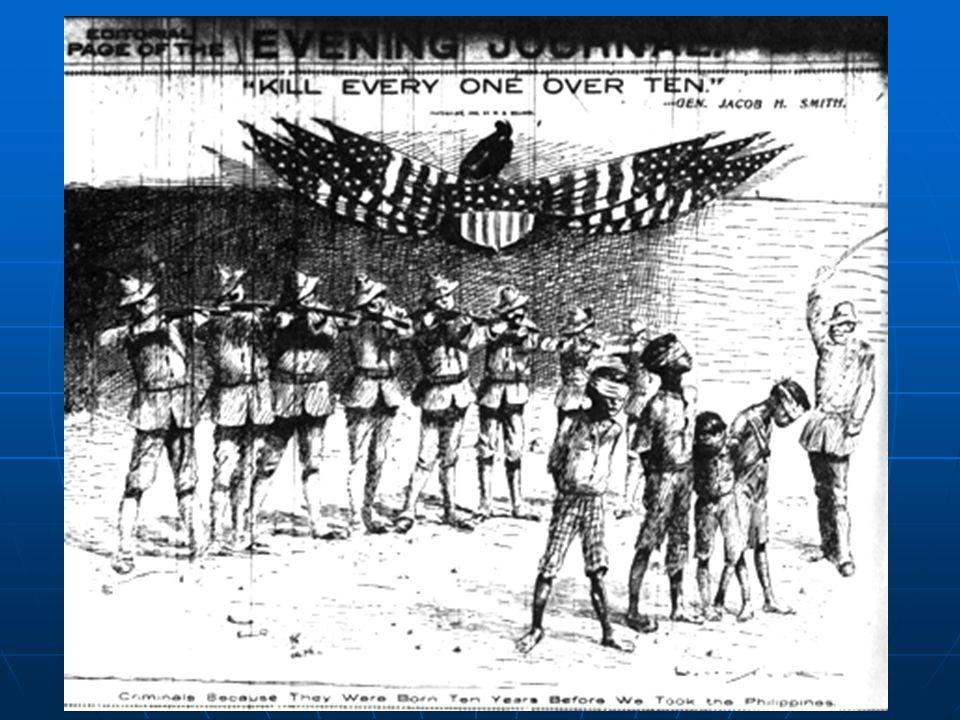 """Arthur Minkler, z kansaského pluku napsal domů v dopise: """"Nebereme žádné zajatce."""