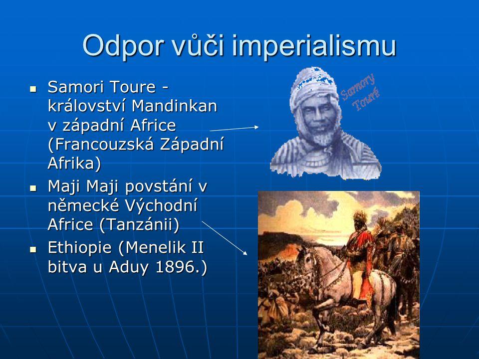 Odpor vůči imperialismu
