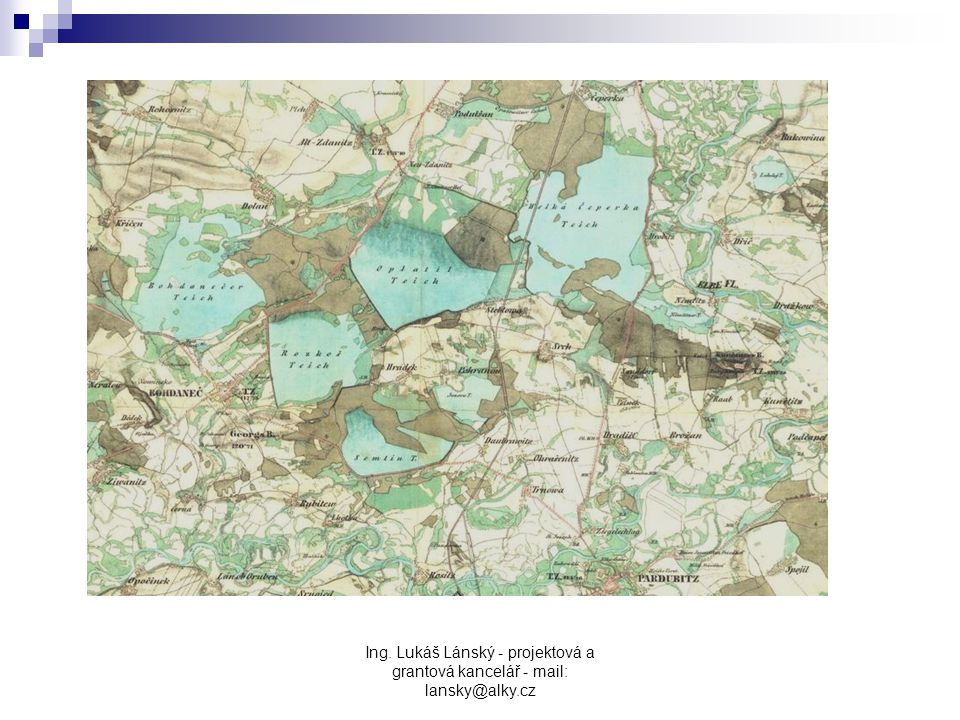Ing. Lukáš Lánský - projektová a grantová kancelář - mail: lansky@alky