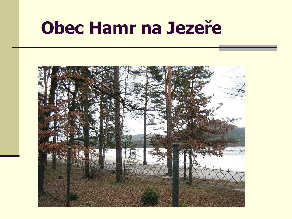 Obec Hamr na Jezeře