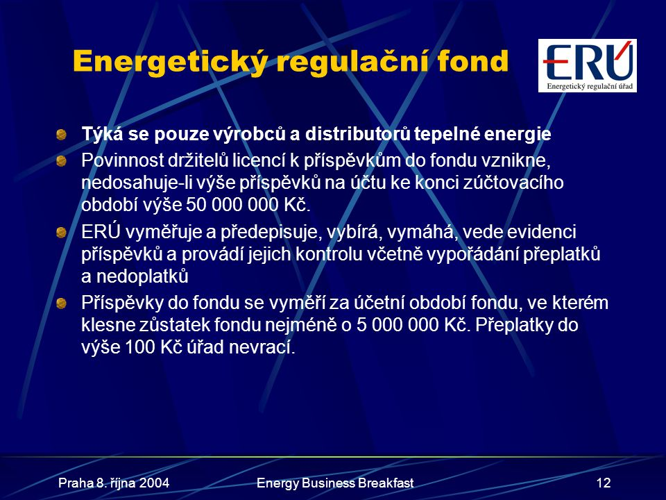 Energetický regulační fond