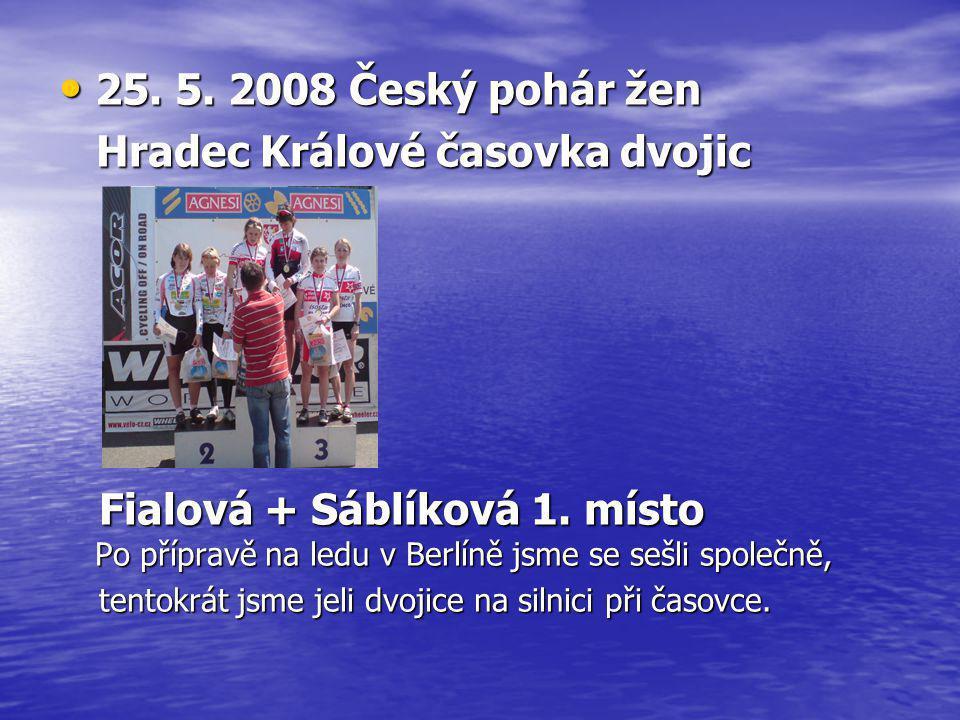 Hradec Králové časovka dvojic