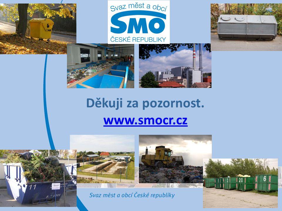 Děkuji za pozornost. www.smocr.cz