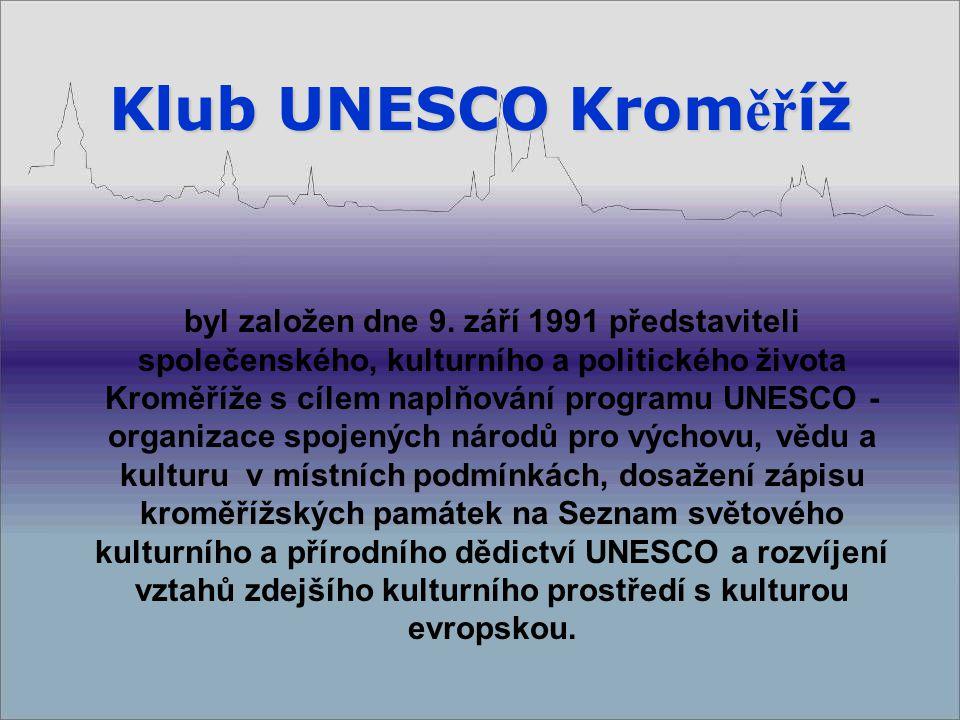 Klub UNESCO Kroměříž
