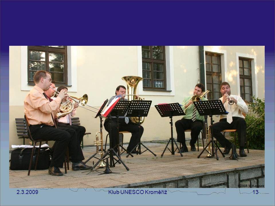 2.3.2009 Klub UNESCO Kroměříž 13