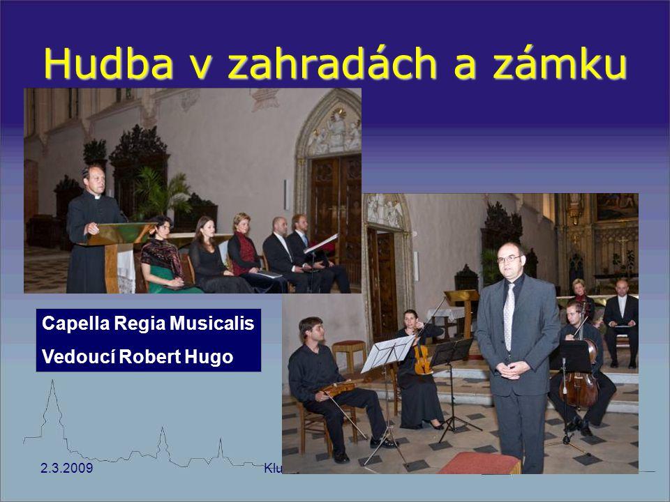 Hudba v zahradách a zámku