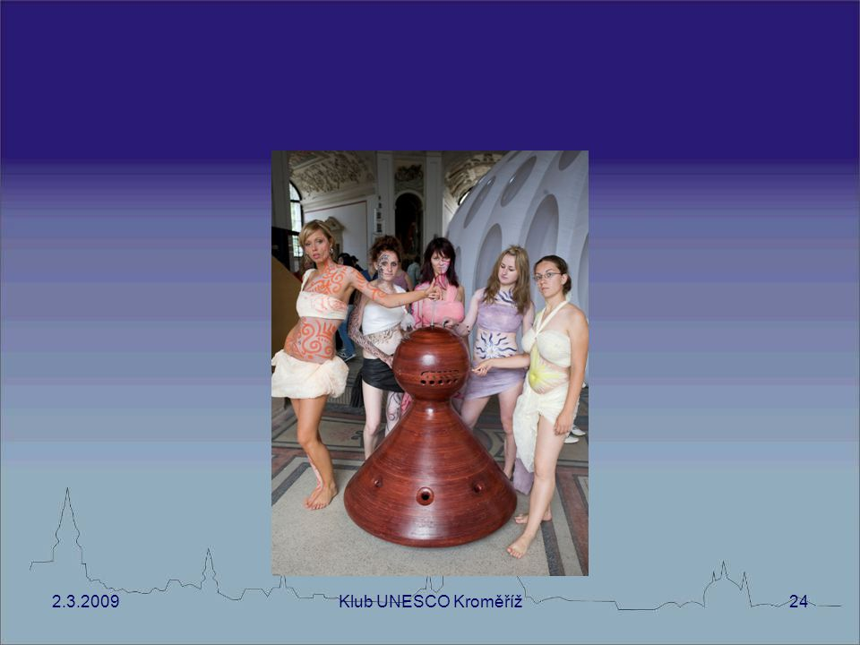 2.3.2009 Klub UNESCO Kroměříž