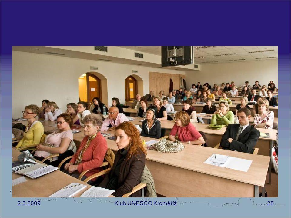 2.3.2009 Klub UNESCO Kroměříž 28