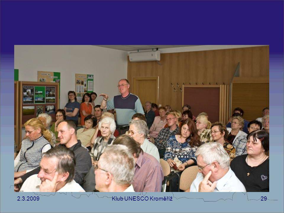 2.3.2009 Klub UNESCO Kroměříž 29