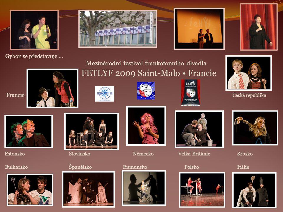 Gybon se představuje …. Mezinárodní festival frankofonního divadla